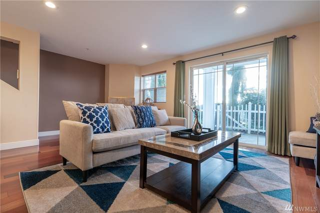 3970 129th Place SE A103, Bellevue, WA 98006 (#1583411) :: Real Estate Solutions Group