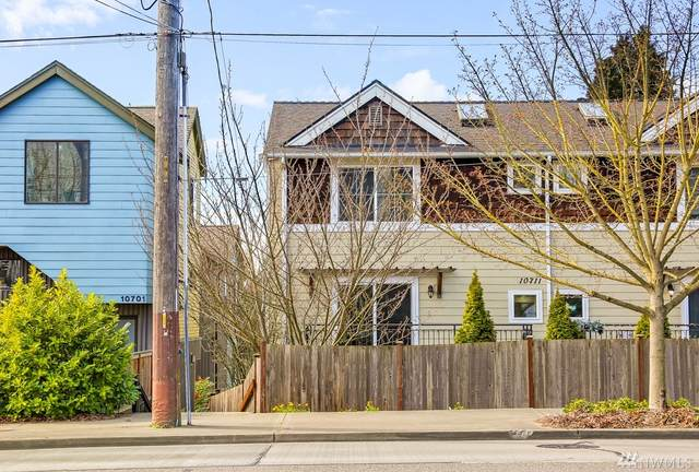 10711 Greenwood Ave N C, Seattle, WA 98133 (#1583438) :: The Kendra Todd Group at Keller Williams