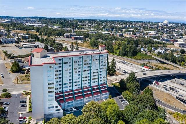 3201 Pacific Ave #602, Tacoma, WA 98418 (#1583596) :: NW Homeseekers