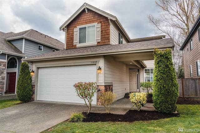 11665 SE 217th Place, Kent, WA 98031 (#1583682) :: Mary Van Real Estate