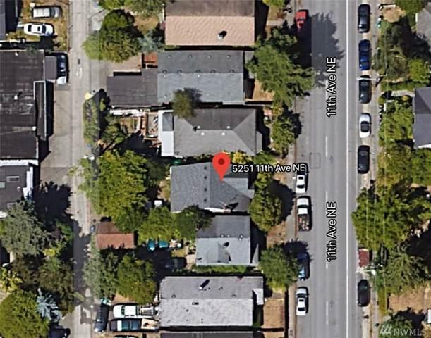 5251 11th Ave NE, Seattle, WA 98105 (#1583719) :: TRI STAR Team | RE/MAX NW