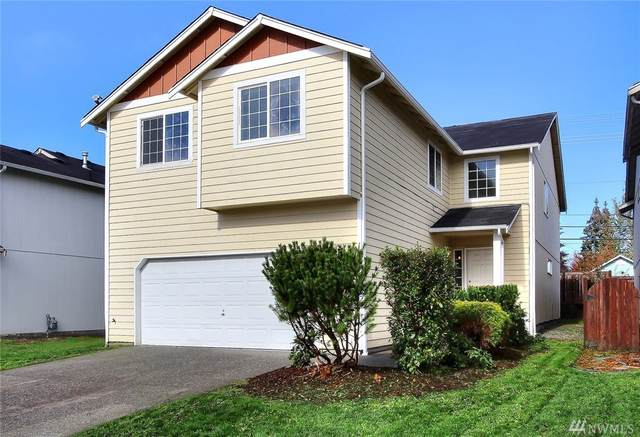 1305 192nd St Ct E, Spanaway, WA 98387 (#1583848) :: Keller Williams Western Realty