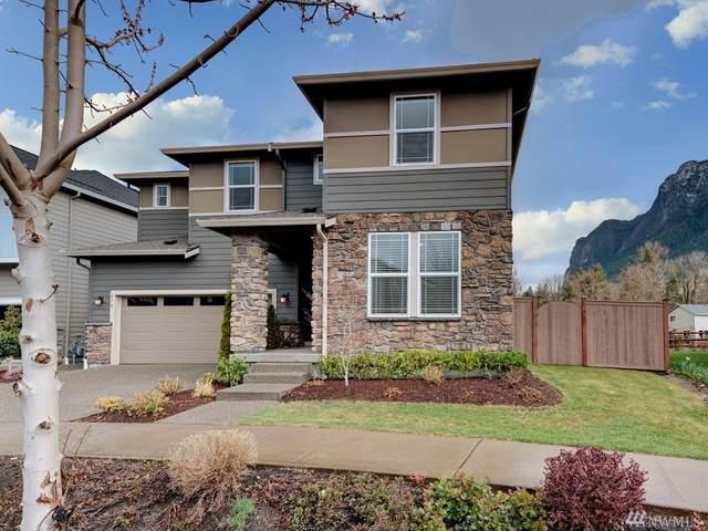 874 NE 4th St, North Bend, WA 98045 (#1583944) :: Lucas Pinto Real Estate Group