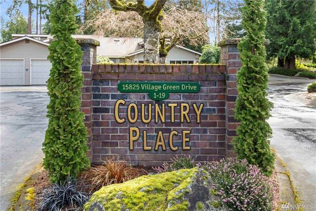 15825 Village Green Dr #11, Mill Creek, WA 98012 (#1583951) :: NW Homeseekers