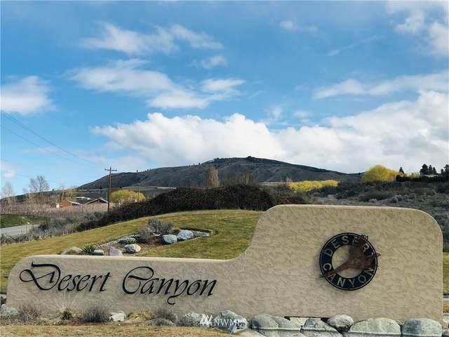404 Desert Canyon, Orondo, WA 98843 (MLS #1583965) :: Nick McLean Real Estate Group
