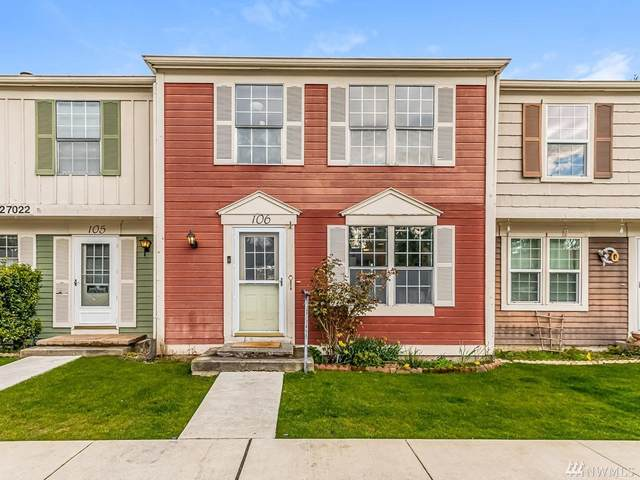 27022 47th Ave S #106, Kent, WA 98032 (#1584120) :: Better Homes and Gardens Real Estate McKenzie Group