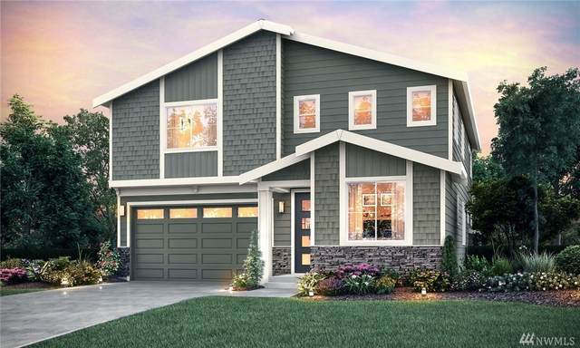 25507 158th (Lot 6) Ave SE, Covington, WA 98042 (#1584259) :: Mary Van Real Estate