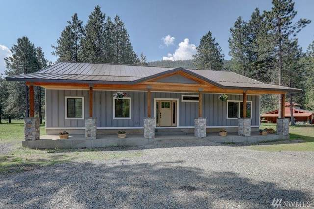 6748 Nelson Siding Rd, Cle Elum, WA 98922 (#1584274) :: Real Estate Solutions Group