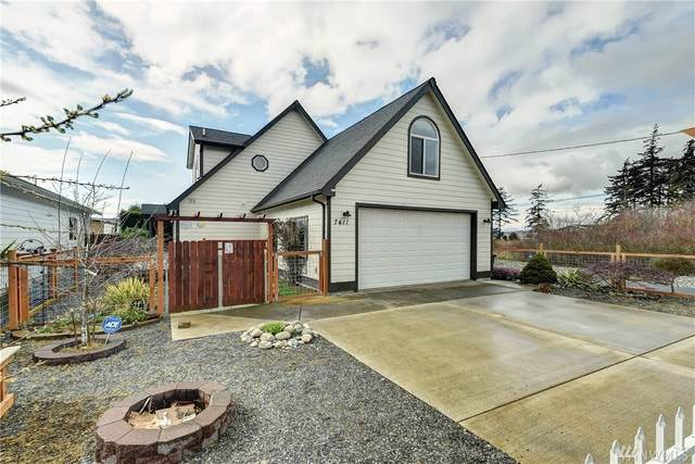 7411 Sunset Dr, Blaine, WA 98087 (#1584291) :: TRI STAR Team | RE/MAX NW