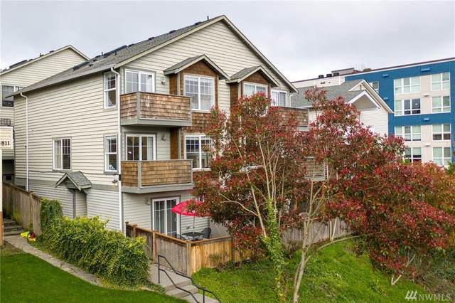 4807 40th Ave SW B, Seattle, WA 98116 (#1584375) :: TRI STAR Team | RE/MAX NW