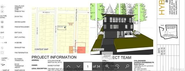 9736 46th Ave NE, Seattle, WA 98115 (#1584392) :: TRI STAR Team | RE/MAX NW
