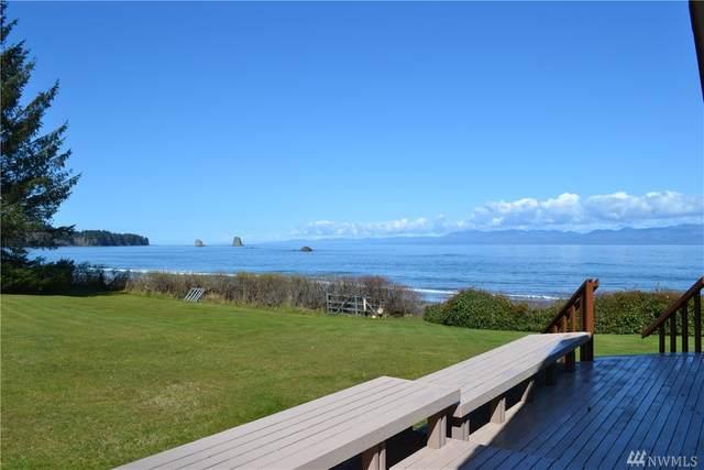 21 Bullman Beach Place, Sekiu, WA 98381 (#1584397) :: Ben Kinney Real Estate Team