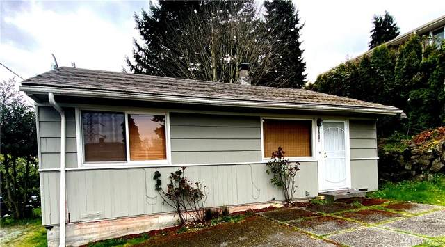 10618 51st Ave S, Seattle, WA 98178 (#1584560) :: Real Estate Solutions Group