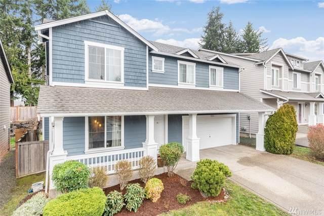 16506 SE 260th, Covington, WA 98042 (#1584635) :: Mary Van Real Estate