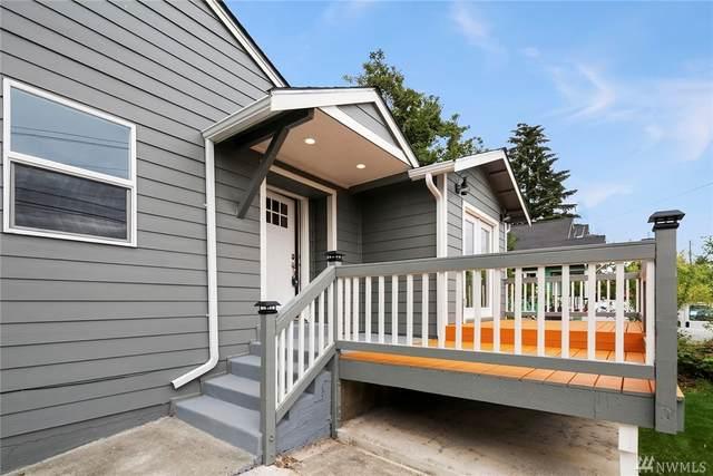 8431 42nd Ave S, Seattle, WA 98118 (#1584640) :: Ben Kinney Real Estate Team