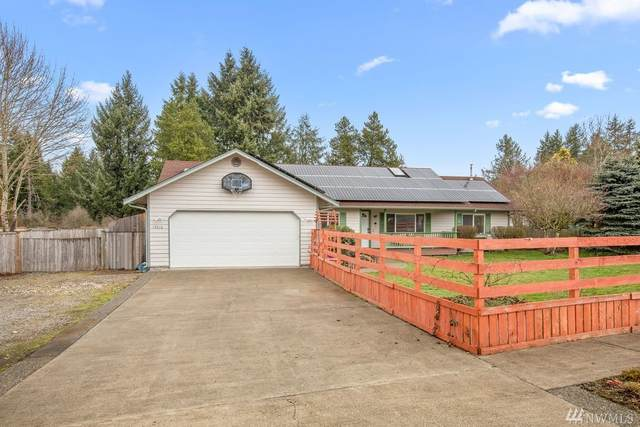 17016 94th Lane SE, Yelm, WA 98597 (#1584665) :: Ben Kinney Real Estate Team