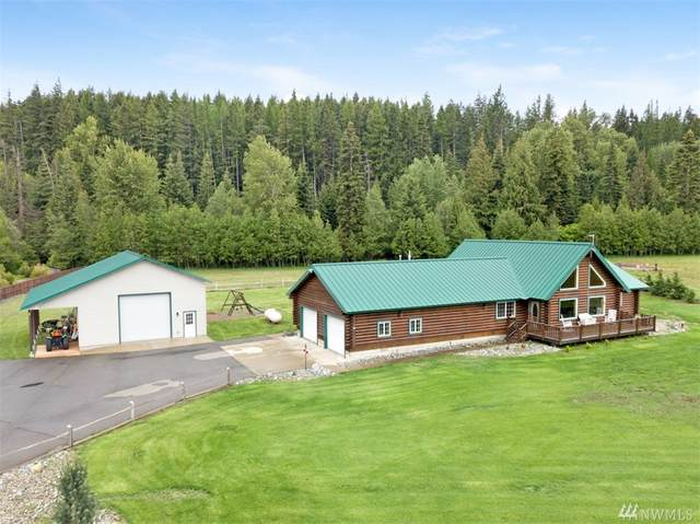 2142 Nelson Siding Rd, Cle Elum, WA 98922 (MLS #1584758) :: Nick McLean Real Estate Group