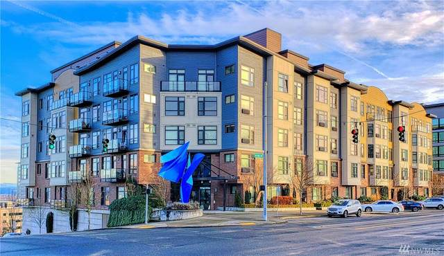 1501 Tacoma Ave S #110, Tacoma, WA 98402 (#1584778) :: The Kendra Todd Group at Keller Williams