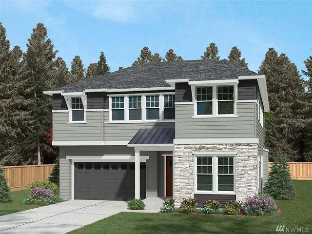24427 NE 16th (Homesite 03) St, Sammamish, WA 98074 (#1584820) :: Keller Williams Realty