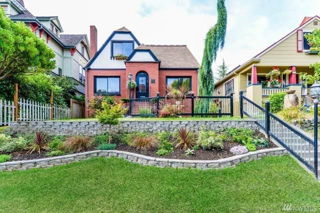 914 N I St, Tacoma, WA 98403 (#1584826) :: NW Homeseekers