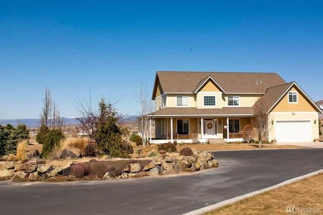 481 Busch Rd, Ellensburg, WA 98926 (#1584885) :: Ben Kinney Real Estate Team