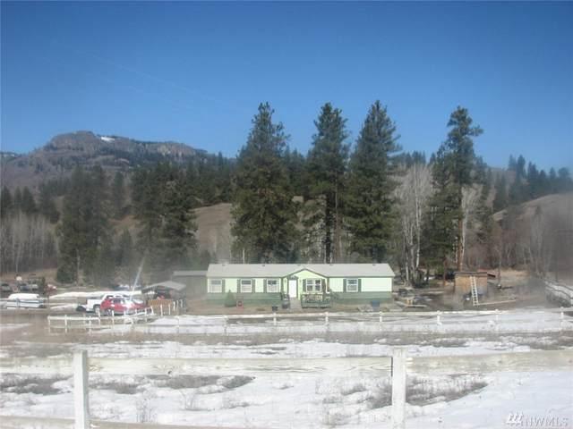 63 Lambert Creek Rd, Republic, WA 99166 (MLS #1585029) :: Nick McLean Real Estate Group