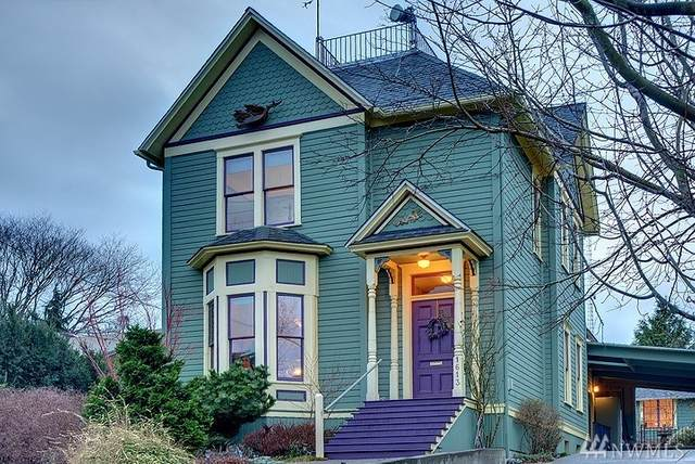 1613 4th Ave N, Seattle, WA 98109 (#1585167) :: The Kendra Todd Group at Keller Williams
