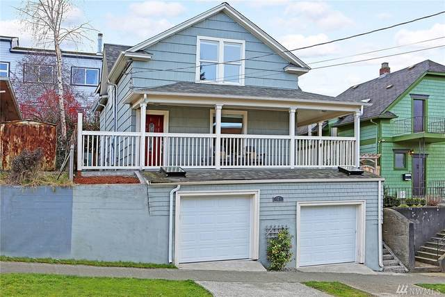 321 N 49th St, Seattle, WA 98103 (#1585171) :: The Shiflett Group