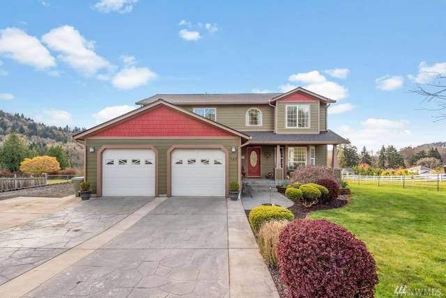 127 Spencer Creek Rd, Kalama, WA 98625 (#1585226) :: Center Point Realty LLC