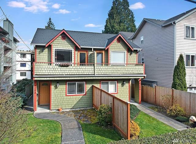4208 36th Ave W, Seattle, WA 98199 (#1585247) :: Real Estate Solutions Group