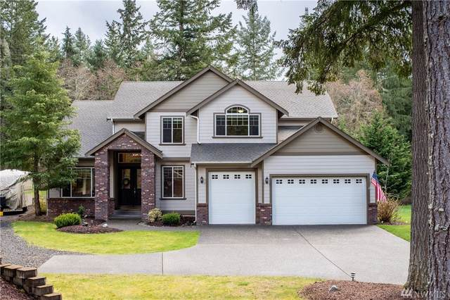 8819 82nd Lane SE, Olympia, WA 98513 (#1585262) :: Ben Kinney Real Estate Team