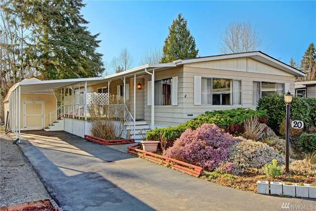 1121 244th St SW #20, Bothell, WA 98021 (#1585264) :: The Kendra Todd Group at Keller Williams