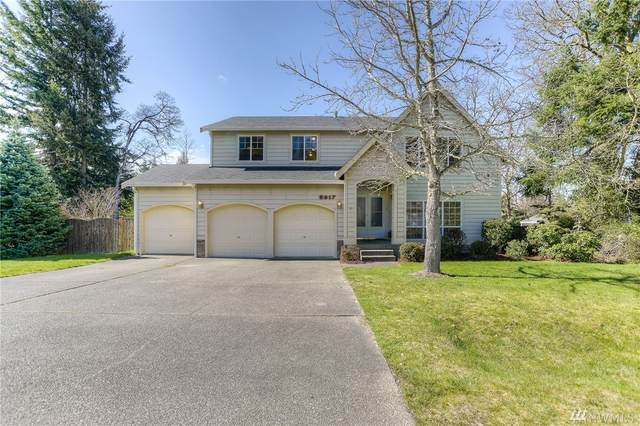 5917 Braywood Lane SE, Olympia, WA 98513 (#1585403) :: Ben Kinney Real Estate Team