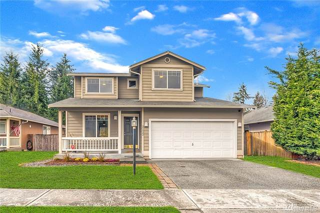 21922 64th Av Ct E, Spanaway, WA 98387 (#1585416) :: The Kendra Todd Group at Keller Williams