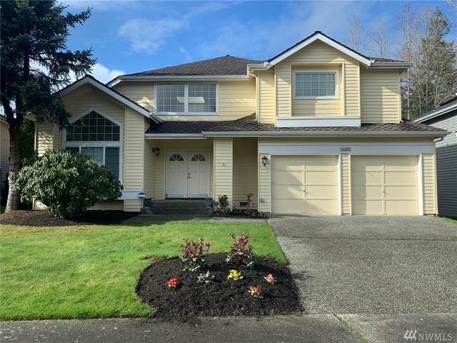 3685 248th Ave SE, Sammamish, WA 98029 (#1585620) :: Real Estate Solutions Group