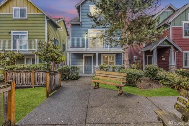 15310 14th Ave W #13, Lynnwood, WA 98087 (#1585662) :: KW North Seattle