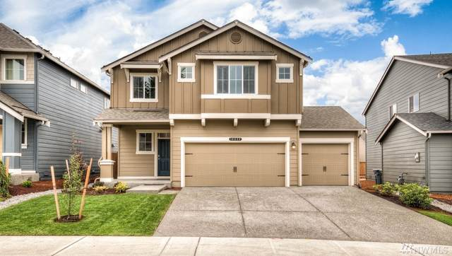 20905 77th St E #60, Bonney Lake, WA 98391 (#1585697) :: The Royston Team