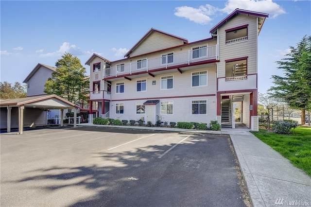14821 29th St W K 201, Lynnwood, WA 98087 (#1585839) :: The Kendra Todd Group at Keller Williams