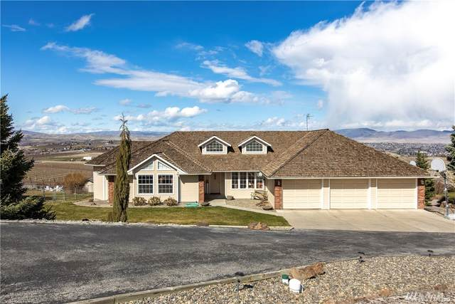 241 Lookout Point Dr, Selah, WA 98942 (#1585883) :: Center Point Realty LLC
