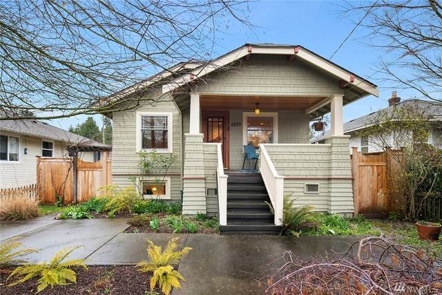 6055 48th Ave SW, Seattle, WA 98136 (#1585924) :: Ben Kinney Real Estate Team