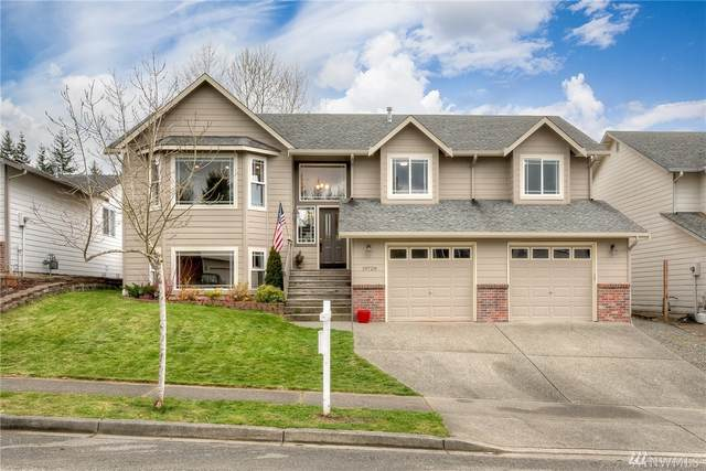 19728 Knoll Dr, Arlington, WA 98223 (#1585927) :: Keller Williams Realty