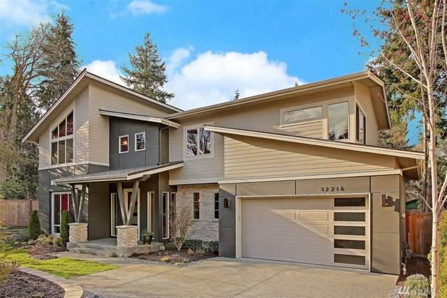 12216 NE 100th St, Kirkland, WA 98033 (#1585929) :: Keller Williams Realty