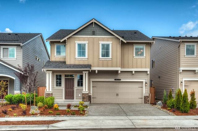 1303 101st Ave SE G25, Lake Stevens, WA 98258 (#1585940) :: Real Estate Solutions Group
