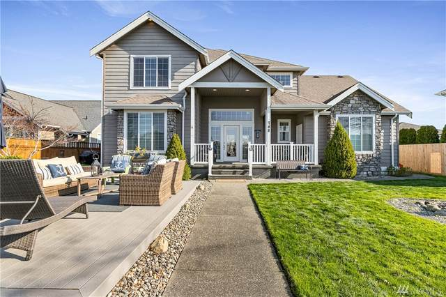 748 Homestead Blvd, Lynden, WA 98264 (#1586020) :: The Kendra Todd Group at Keller Williams