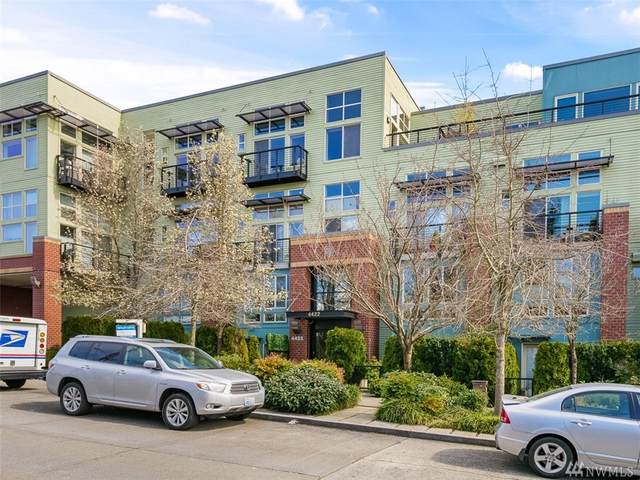 4422 Bagley Ave N #305, Seattle, WA 98103 (#1586059) :: Real Estate Solutions Group
