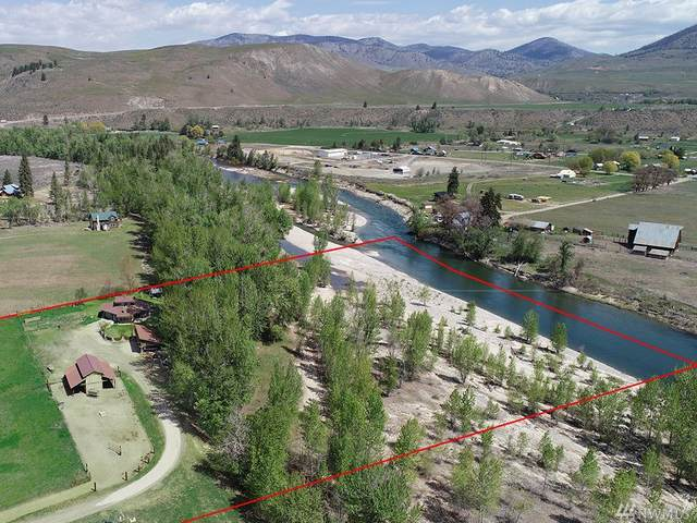26 Beaver Pond Rd, Twisp, WA 98856 (MLS #1586096) :: Nick McLean Real Estate Group