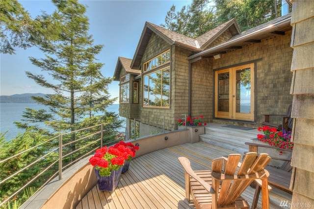 326 Sea Cliff Trail, Orcas Island, WA 98279 (#1586108) :: Ben Kinney Real Estate Team