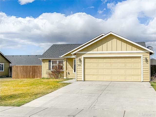 1408 E Crossroads Dr, Moses Lake, WA 98837 (#1586194) :: The Kendra Todd Group at Keller Williams