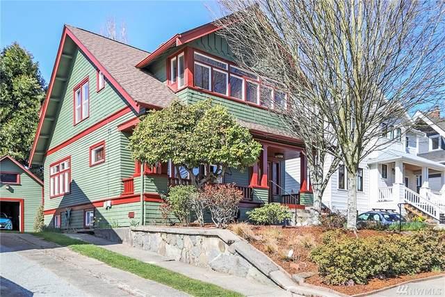 4323 Sunnyside Ave N, Seattle, WA 98103 (#1586240) :: Pickett Street Properties