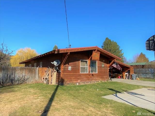 811 Marble St, Twisp, WA 98856 (MLS #1586310) :: Nick McLean Real Estate Group